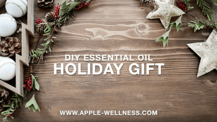 DIY essential oils kit