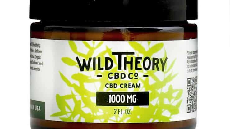 CBD Cream 1000 MG 2fl oz