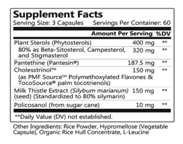 hcp-formulas-lipicet-vitamin-nutrient-optimizer-120-capsules-label