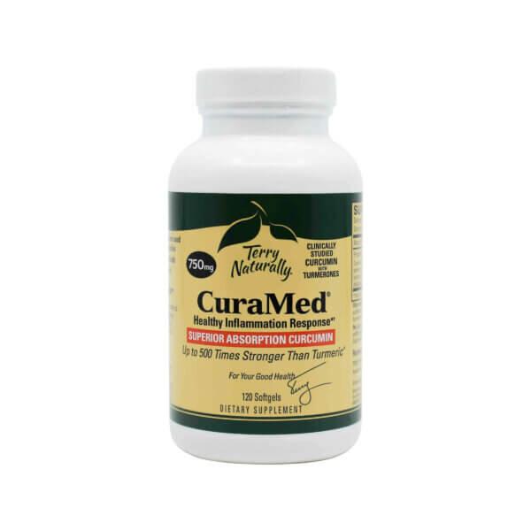 Curcumin-supplement-curamed-750mg-terry-naturally