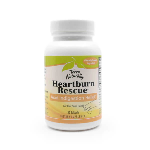 Heartburn Rescue Terry Naturally The Healthy Place Madison WI