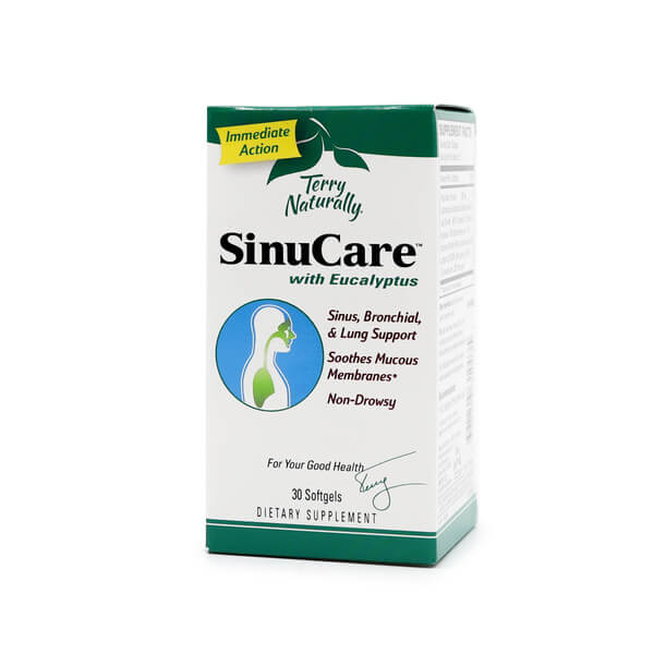 Terry Naturally SinuCare The Healthy Place Madison WI
