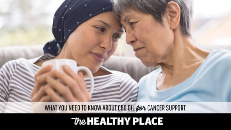 CBD for cancer support