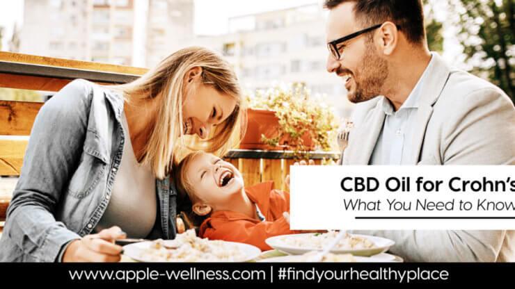cbd oil for crohn's disease