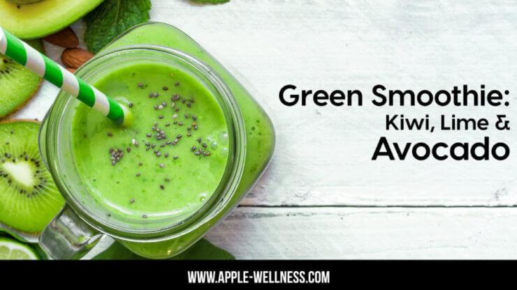 Green smoothie recipe madison wi