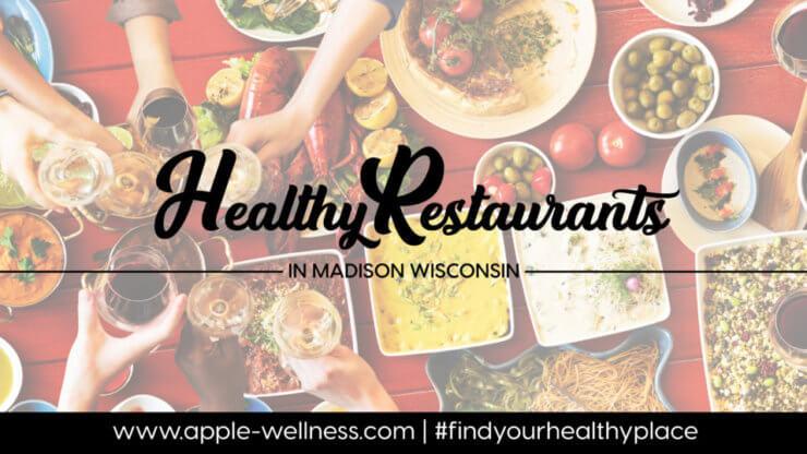 healthy restaurants madison wi