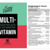 Lively Vitamin Co. Multivitamin 60 capsules The Healthy Place Madison WI