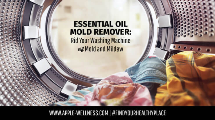 essential oils for the washing machine