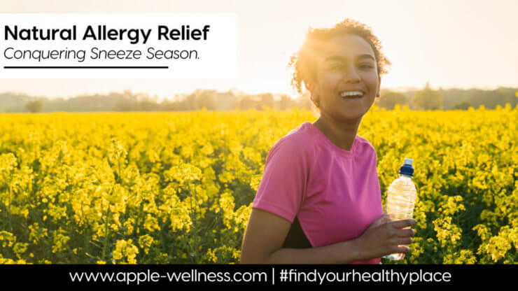 natural allergy relief madison wi