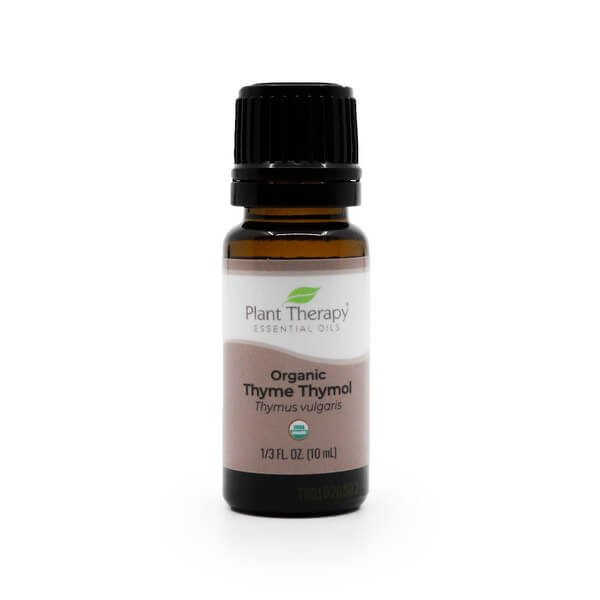 Plant Therapy Organic Thyme Thymol Essential Oil The Healthy Place Madison WI