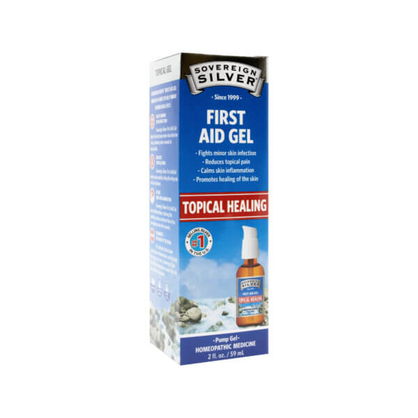 sovereign silver first aid gel colloidal silver gel the healthy place madison wi