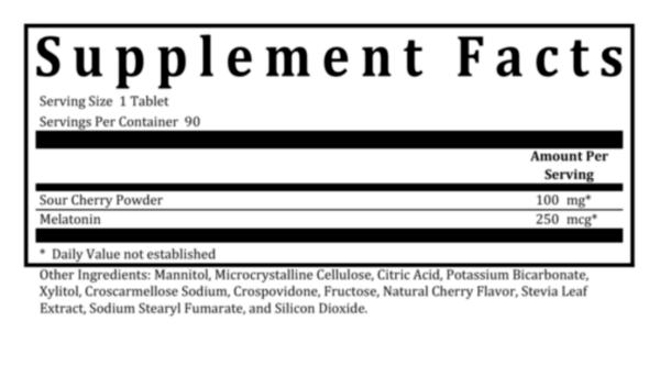Low dose melatonin micro melatonin the healthy place madison wi