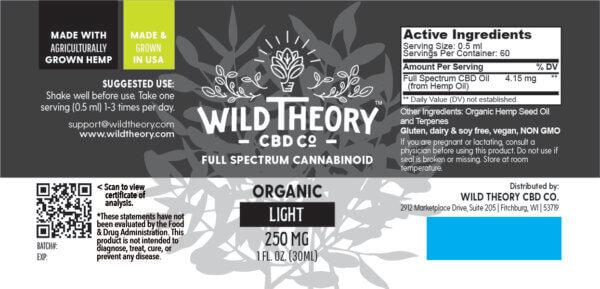 cbd hemp extract 250mg the healthy place madison wi best hemp extracts