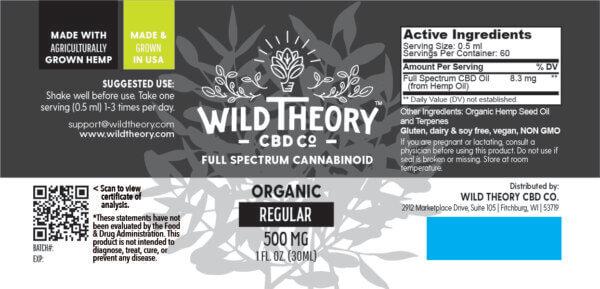 cbd hemp extract 500mg the healthy place madison wi best hemp extracts