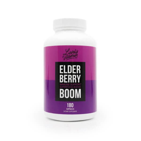 lively vitamin co elderberry boom elderberry supplement for immune support health food store madison wi