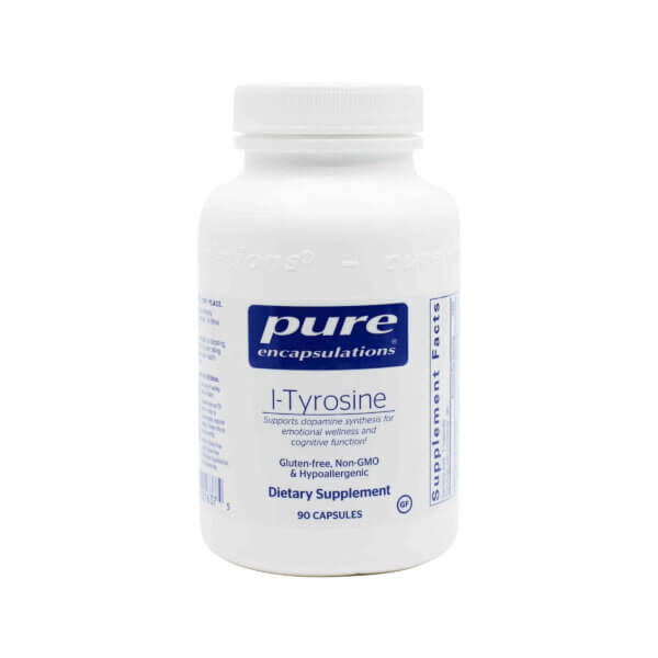 pure encapsulations l-tyrosine supplement madison wi the healthy place
