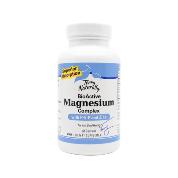 vitamin B6 benefits Terry Naturally Magnesium Complex