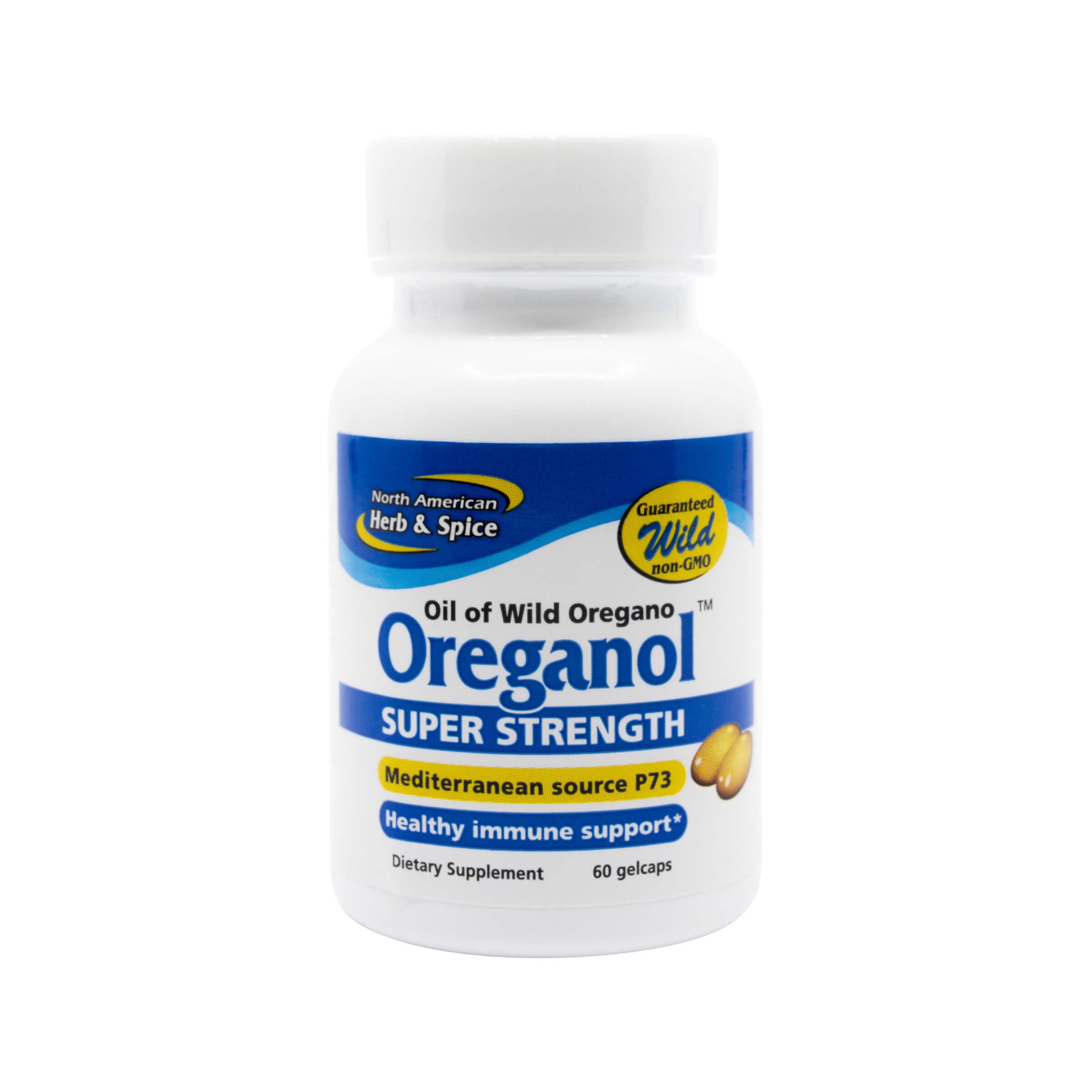 Oreganol P73 Super Strength Oregano Oil Madison Wi
