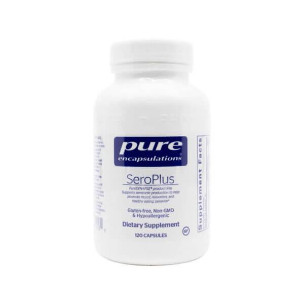 pure encapsulations seroplus serotonin supplement madison wi the healthy place