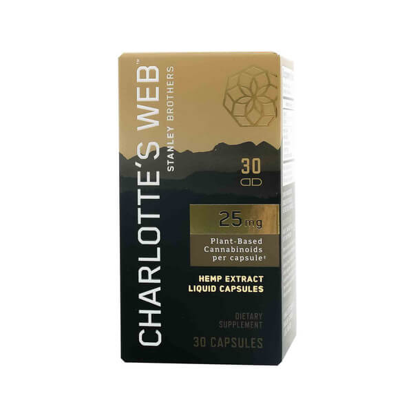 Charlotte's Web Liquid Capsules cbd store madison wi