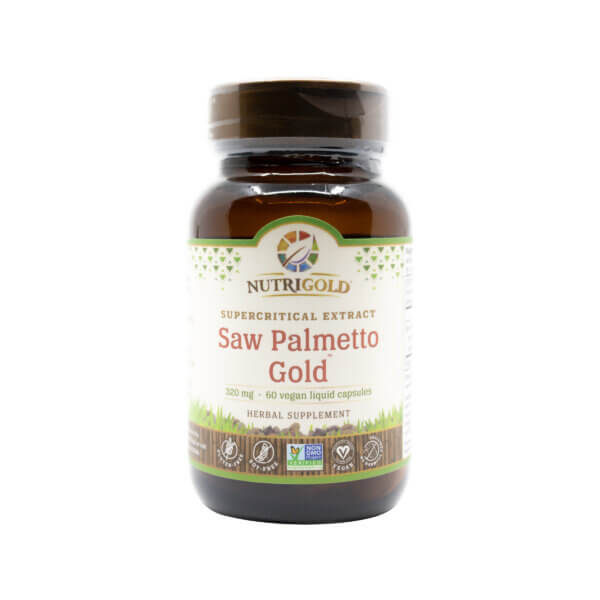 nutrigold saw palmetto gold supplement madison wi the healthy place