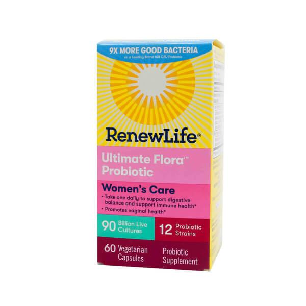 renew life women's care ultimate flora 90 billion probiotic for women madison wi
