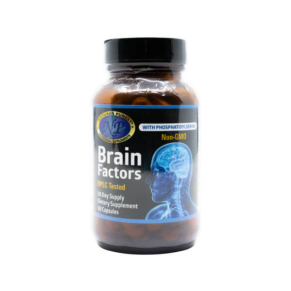Brain Formula the healthy place madison wi supplement store
