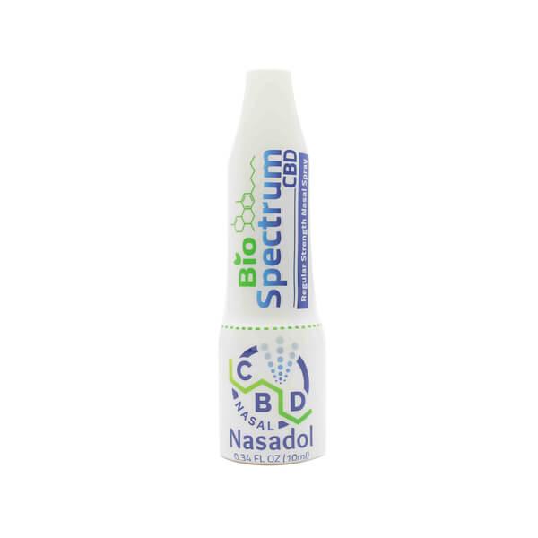 nasadol biospectrum regular strength 10ml cbd spray madison wi the healthy place