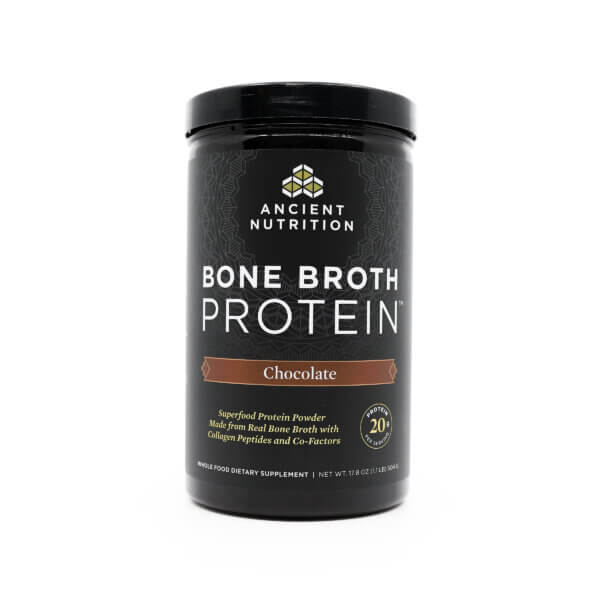 Ancient Nutrition Bone Broth Protein Chocolate The Healthy Place Madison WI