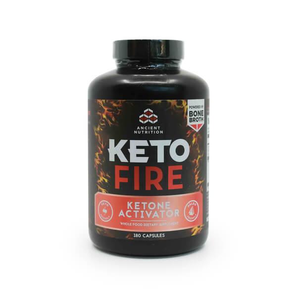 ancient nutrition ketofire keto powder madison wi the healthy place