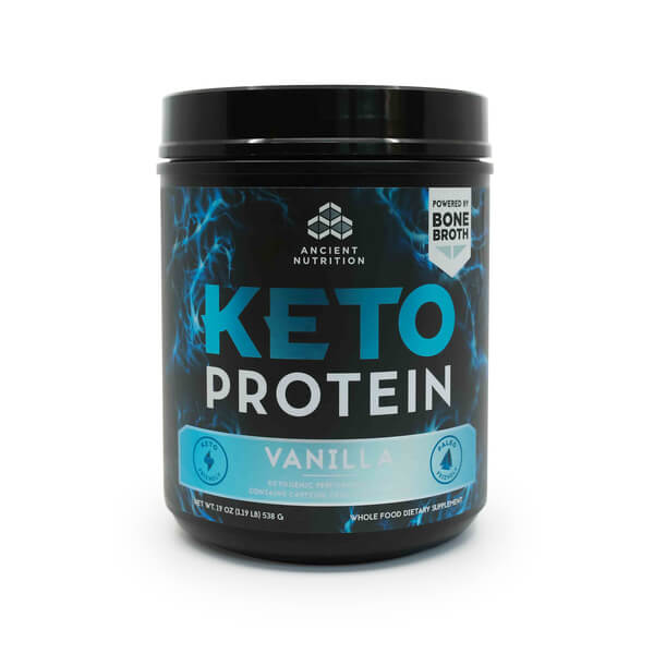 ancient nutrition keto protein powder madison wi the healthy place