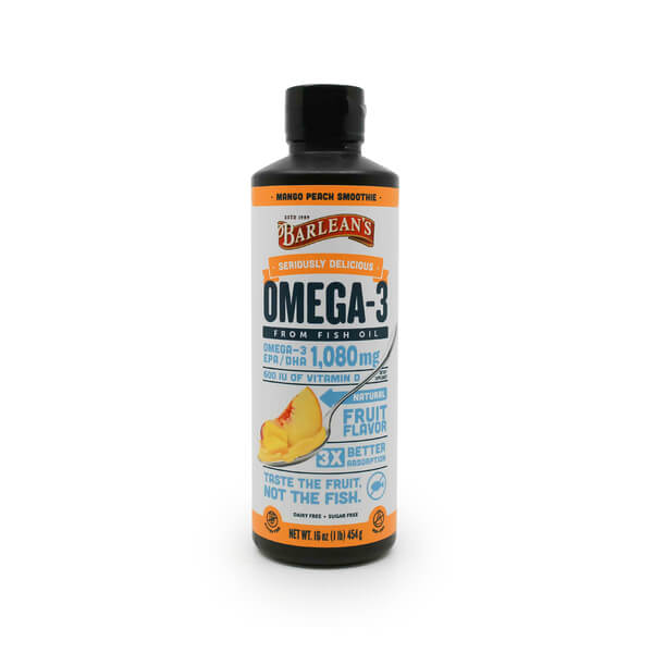barlean's seriously delicious omega-3 fish oil madison wi the healthy place