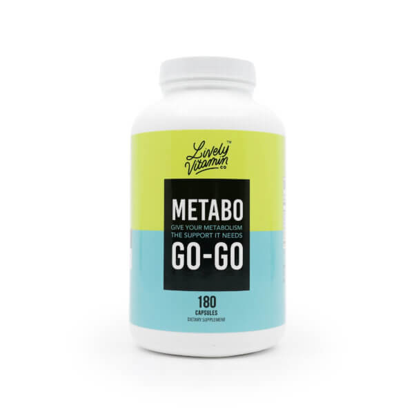 Lively Vitamin Co. MetaboGoGo The Healthy Place Madison WI