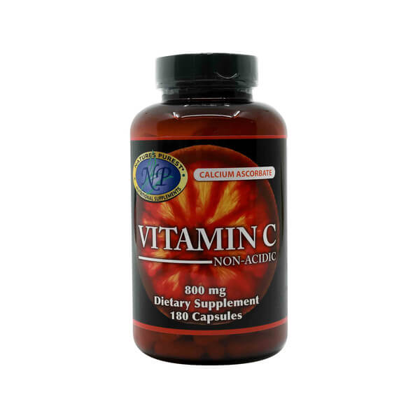 Vitamin C 1000mg The healthy place madison wi nutrition store