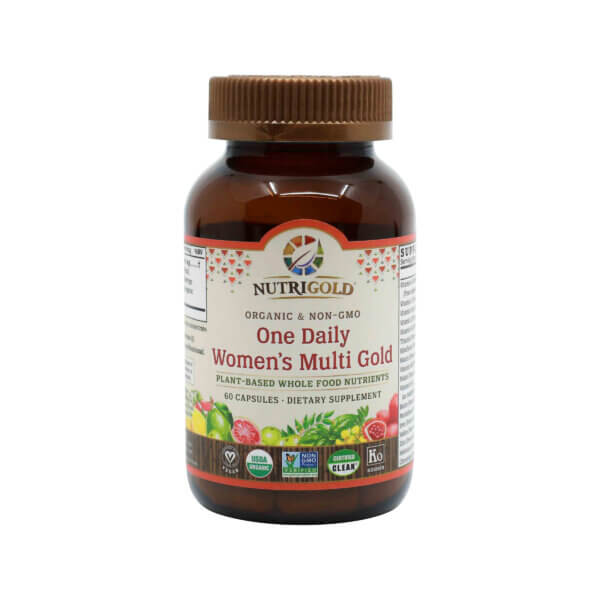 nutrigold one daily women's multi gold women's multivitamin madison wi