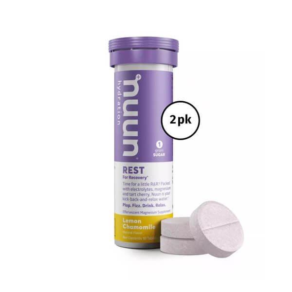 nuun rest tablets natural sleep support sleep supplements madison wi nutrition store