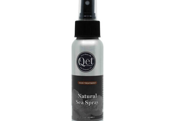 natural sea spray Qet Botanicals the healthy place madison wi