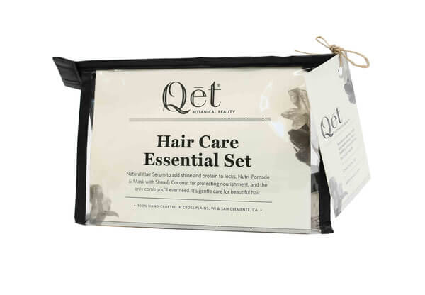 qet botanicals hair care essential set eco-friendly hair products madison wi
