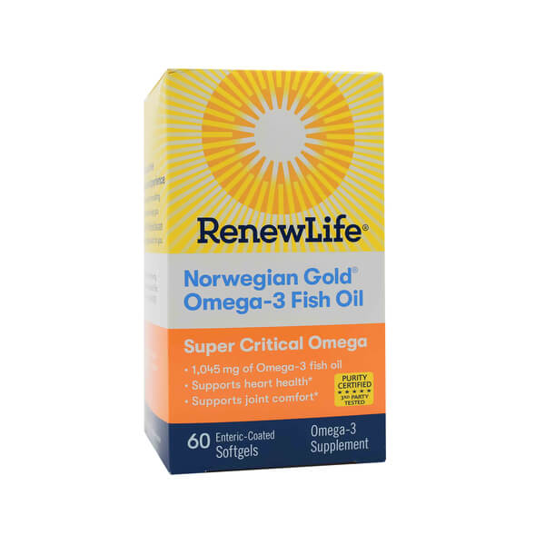 renew life norwegian gold super critical omega fish oil supplements madison wi