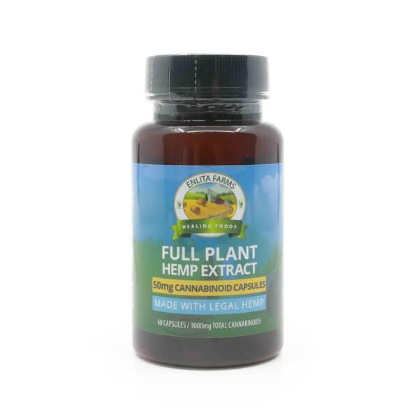 enlita hemp extract cbd capsules madison wi the healthy place
