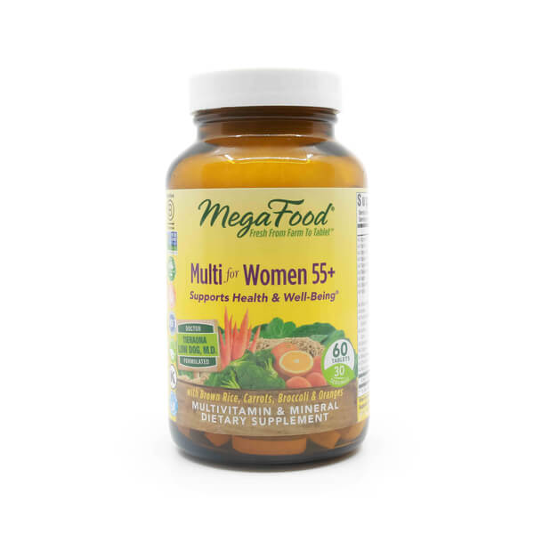 Multi for Women 55+ MegaFood The Healthy Place Madison WI