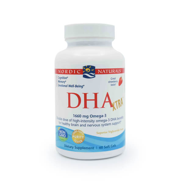 DHA Xtra Nordic Naturals The Healthy Place Madison WI
