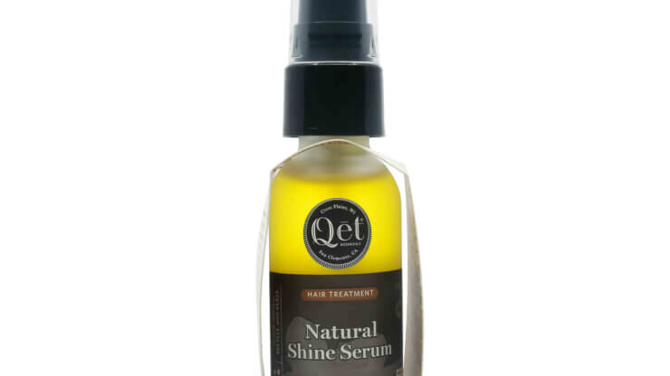 natural shine serum qet botanicals the healthy place madison wi