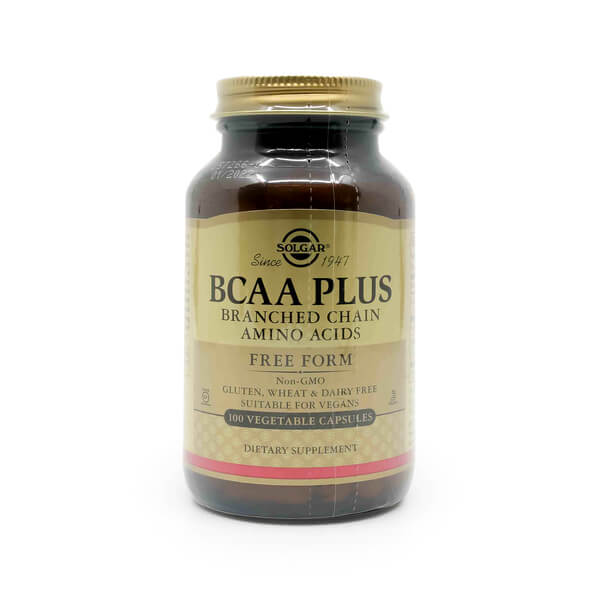 solgar bcaa plus buy online (branched chain amino acids) madison wi nutrition store