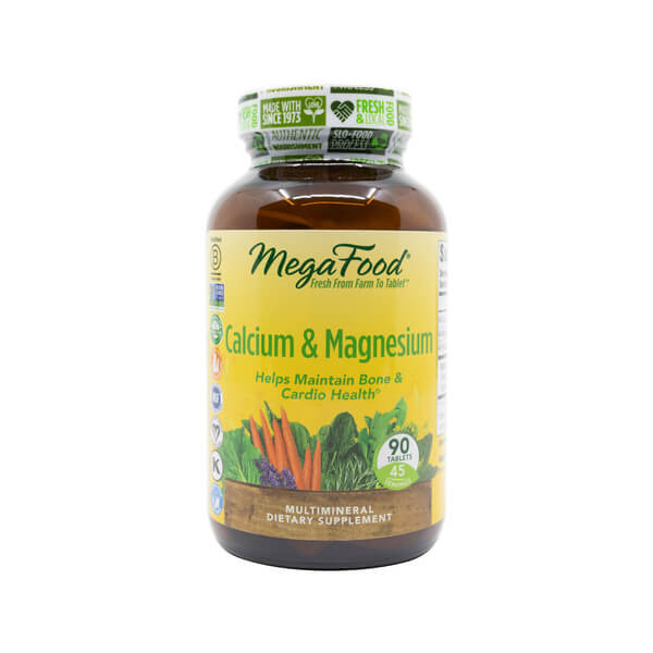 megafood calcium magnesium madison wi the healthy place