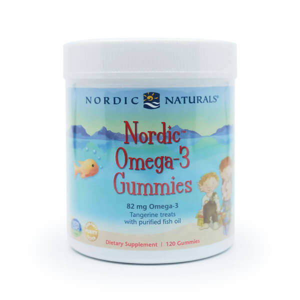 Omega-3 Gummies Nordic Naturals The Healthy Place Madison WI