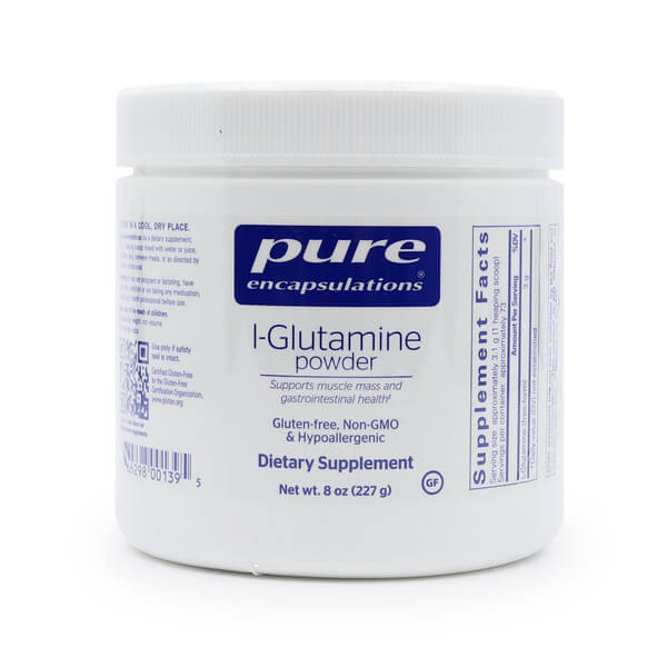 l-glutamine powder 227g madison wi the healthy place