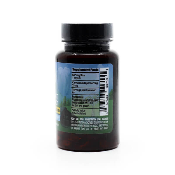 Enlita Hemp Extract 25mg The Healthy Place Madison WI