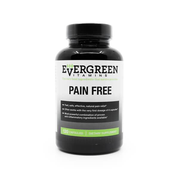 Pain Free evergreen supplements pain relief supplement madison wi the healthy place