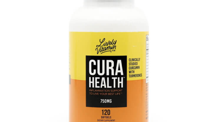 Lively Cura Health 120 capsules